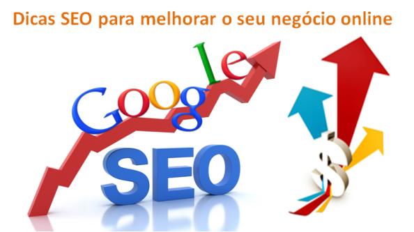 Seis dicas SEO para optimizar o seu website, definir a sua estratégia SEO de Marketing Digital e melhorar o seu negócio online.