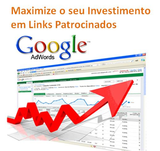 Maximize investimento em Links Patrocinados AdWords