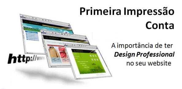 Website com Design Profissional
