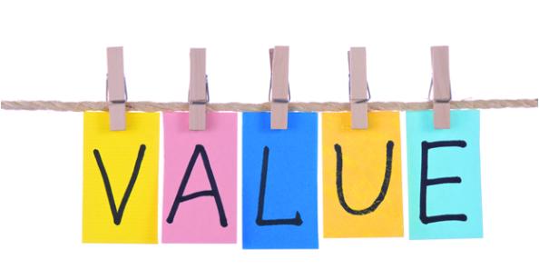 Mensagem que Oferece Valor
