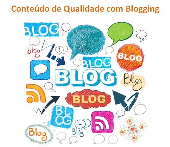 Conteúdo de Qualidade com Blogging