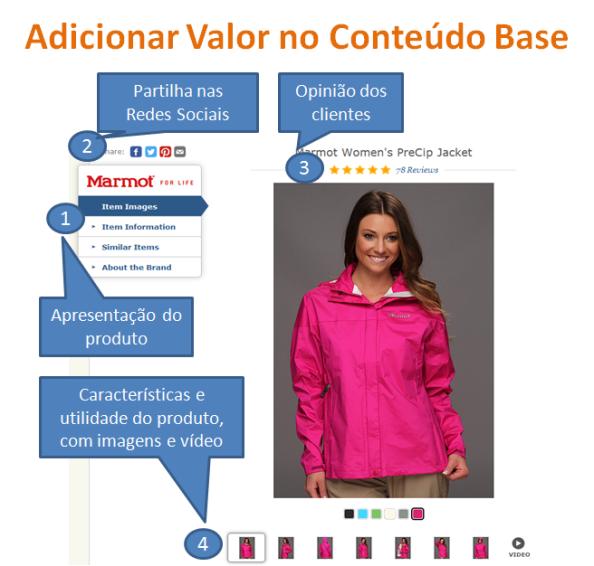 Adicionar Valor no Conteúdo Base - marketing de conteúdos