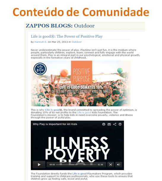 Conteúdo de Comunidade - Marketing de Conteúdos