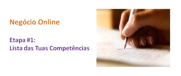 Lista das Competências, imagem de destaque