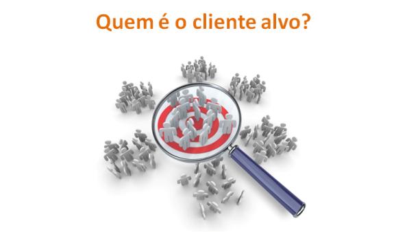 Quem é o cliente alvo do negócio online
