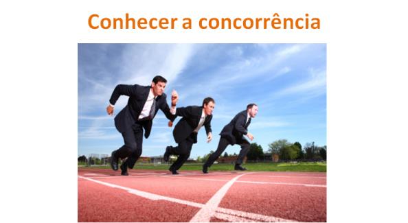Conhecer a concorrência do negócio online