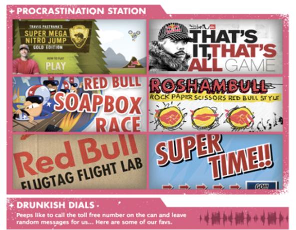 Estratégia de marketing para B2C no Red-bull: Coca-cola, para negócio online