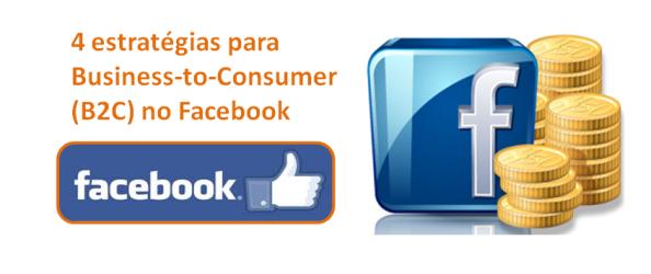 Marketing B2C no Facebook, imagem de Destaque