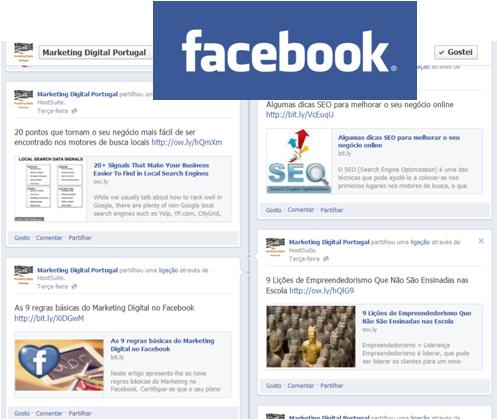 Posts no Facebook que cativam a sua audiência para negócio online