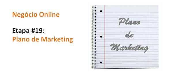 Plano de Marketing negócio online, imagem de destaque