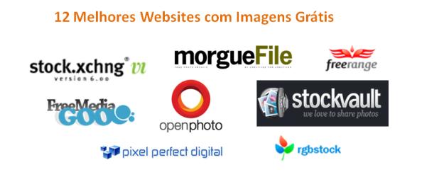 12 Melhores Websites Imagens Grátis, imagem de destaque