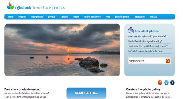 12 Melhores Websites Imagens - website RGB Stock