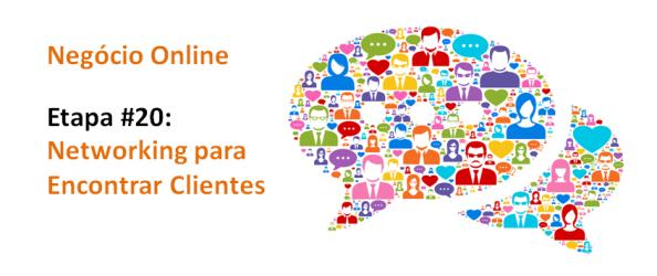 Networking para Encontrar Clientes, imagem de destaque