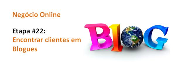 Encontrar clientes em Blogues, imagem de destaque