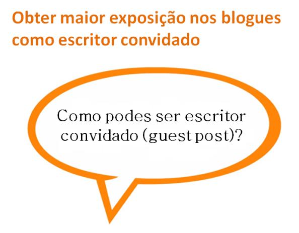 Obter maior exposição nos blogues em negócio online