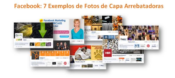 7 Exemplos Fotos de Capa Facebook imagem de destaque