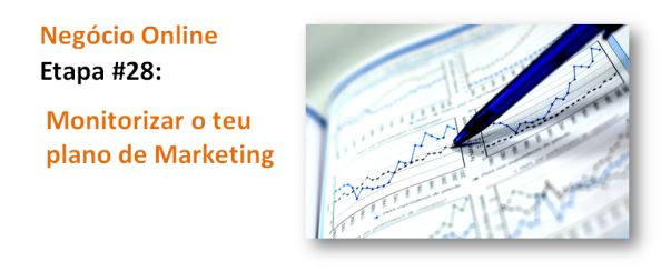 Monitorizar o teu plano de Marketing, imagem de destaque