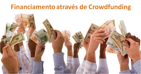 Financiamento através de Crowdfunding, como começar negócio online
