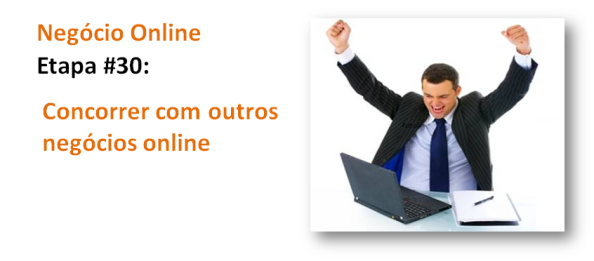 Concorrer com outros negócios online, imagem de destaque, empreendedorismo