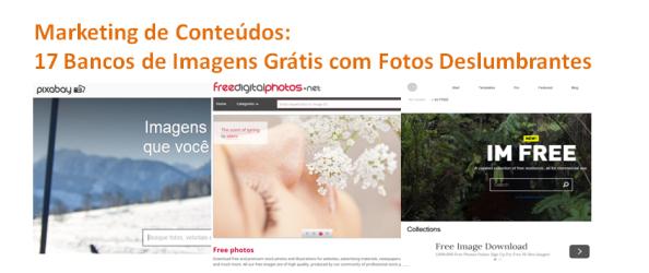 17 Bancos de Imagens Grátis com Fotos Deslumbrantes